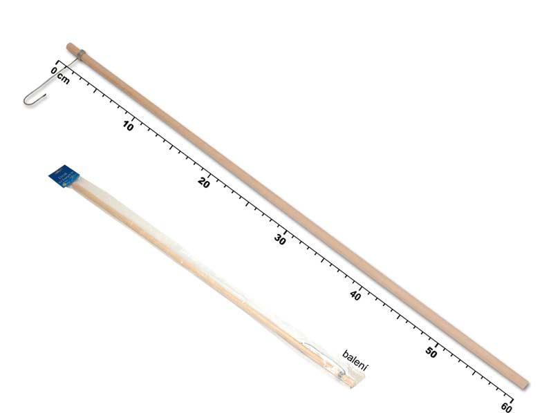 MFP držák na lampión 60cm dřevěný