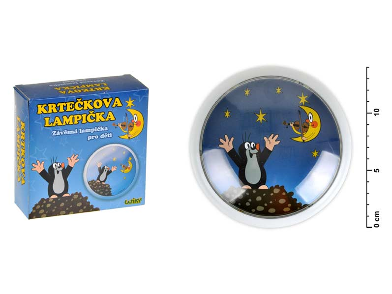 Lampička 170802 Krteček