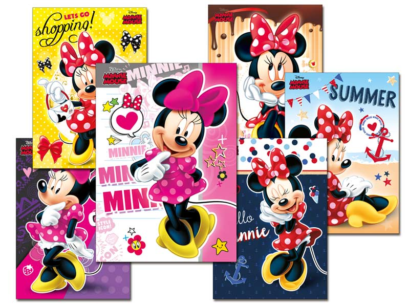 MFP pohlednice sr Y018 F Disney (Minnie) UV