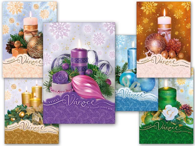 MFP 1240679 Pohlednice vánoční 119 A