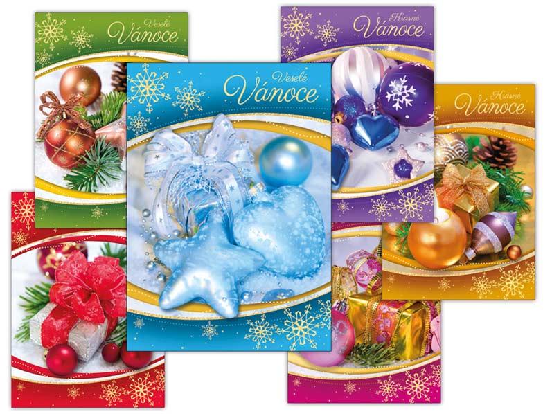 MFP 1240707 Pohlednice vánoční 128 A