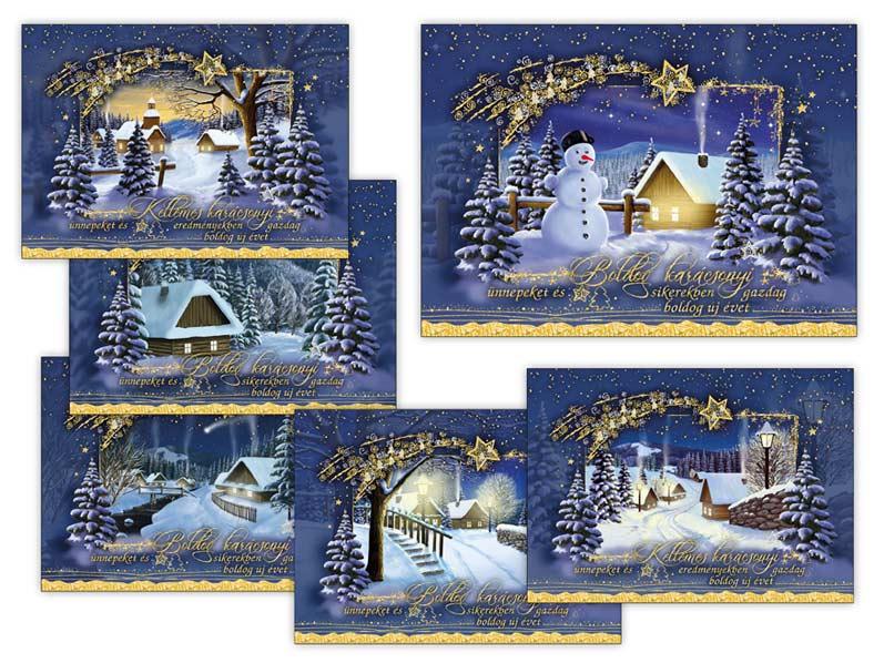 MFP 1240729 HU Pohlednice vánoční m 120 A