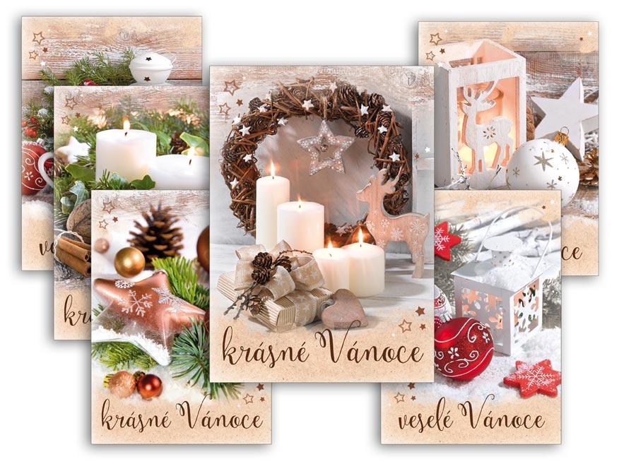 MFP 1240788 Pohlednice vánoční 146 A