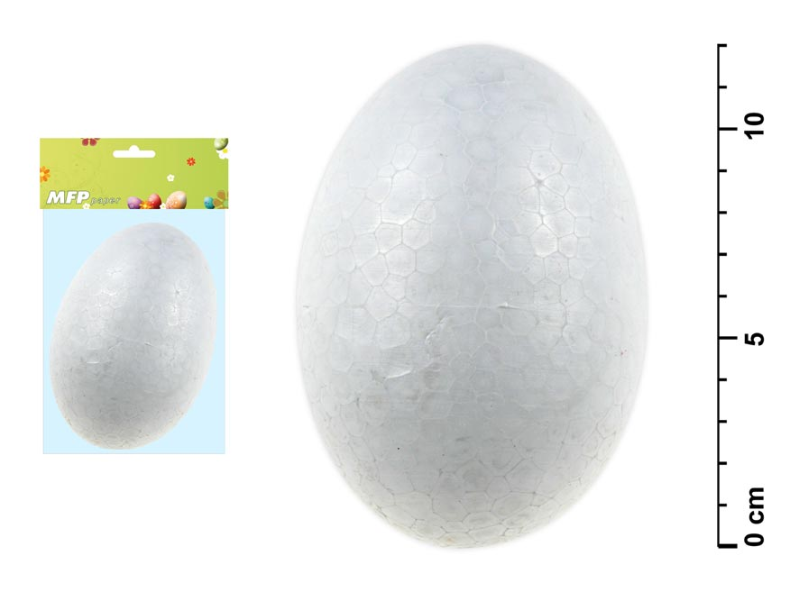 Vajíčko 12cm hladké