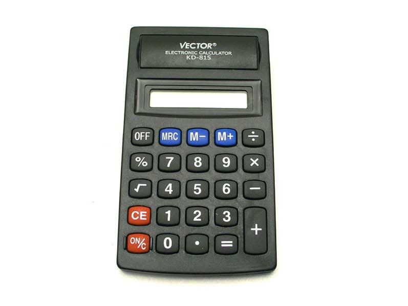 Kalkulačka 886173 7x12cm