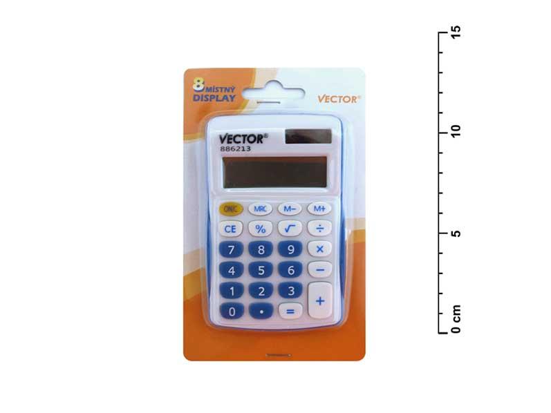 Kalkulačka 886213 duální napájení