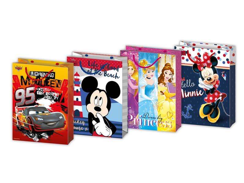 MFP taška dárková L Disney mix 4 (260x340x140)