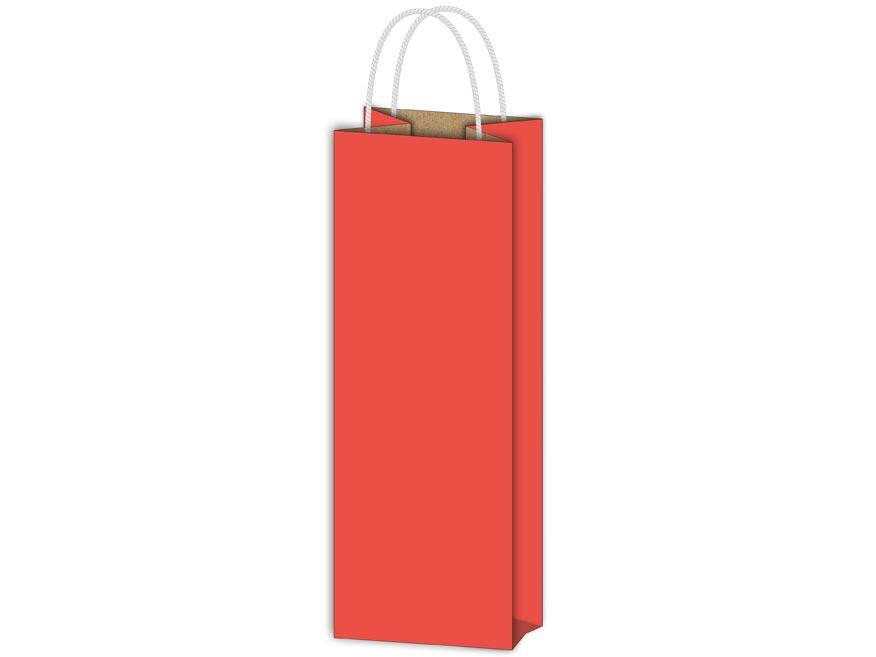Taška MFP dárková T12 kraft 120x360x90 červená