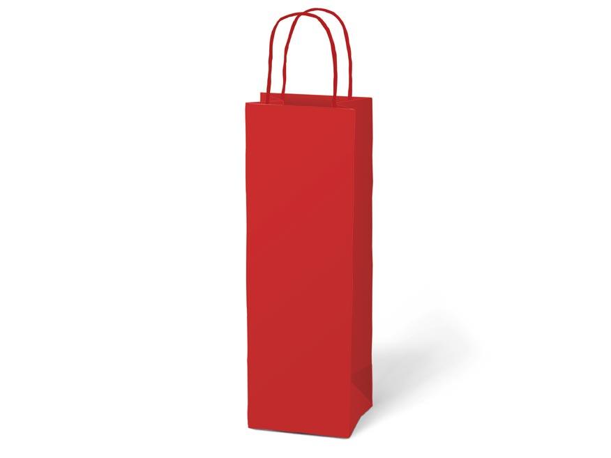 Levně MFP 5251229 Taška dárková T12 kraft 120x360x90 červená