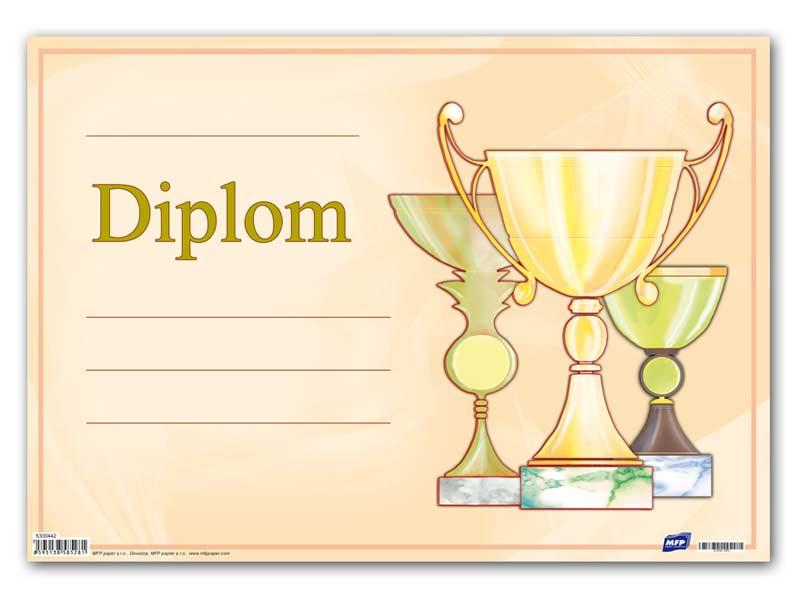 Dětský diplom A4 MFP DIP04-003