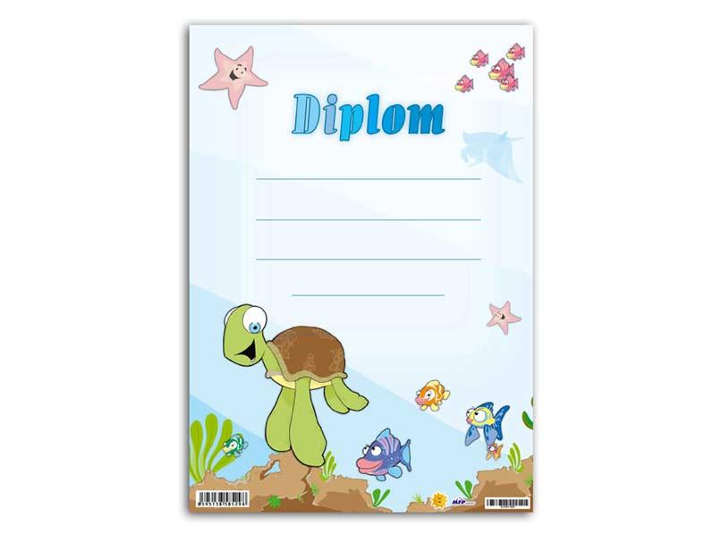 Dětský diplom A5 MFP DIP05-001
