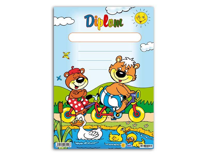 Dětský diplom A5 MFP DIP05-002