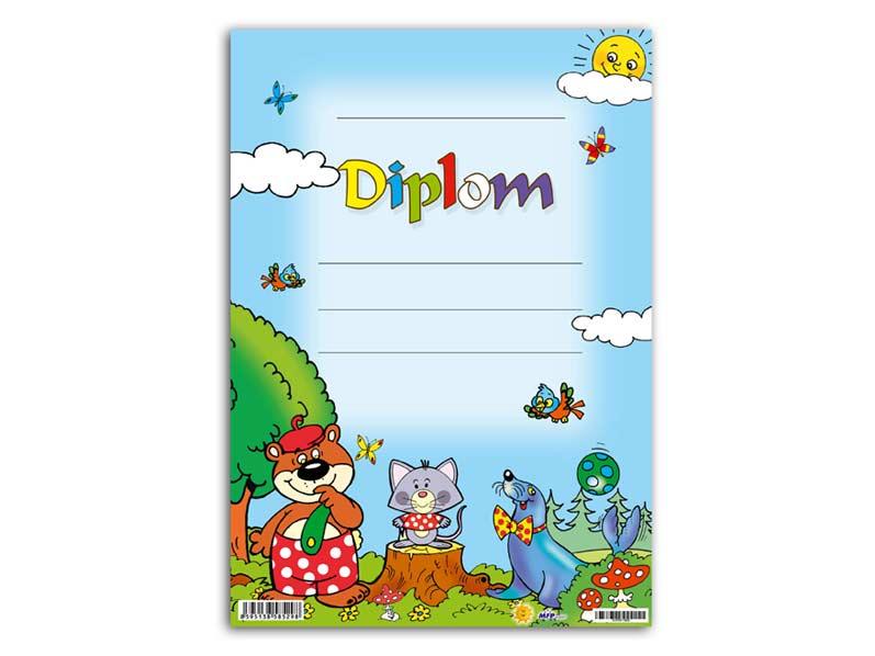 Dětský diplom A5 MFP DIP05-003