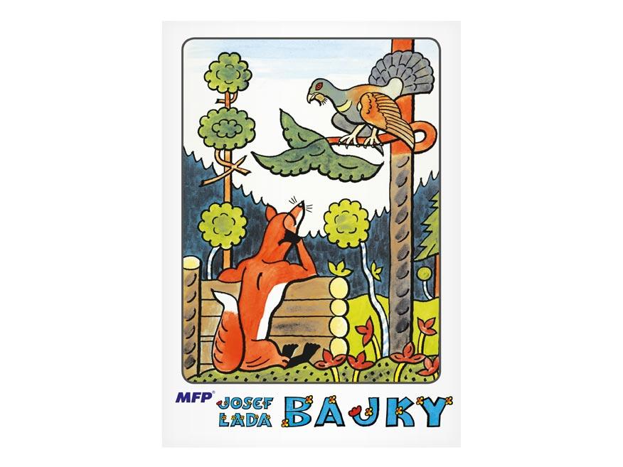 MFP 5300532 omalovánky Lada - Bajky