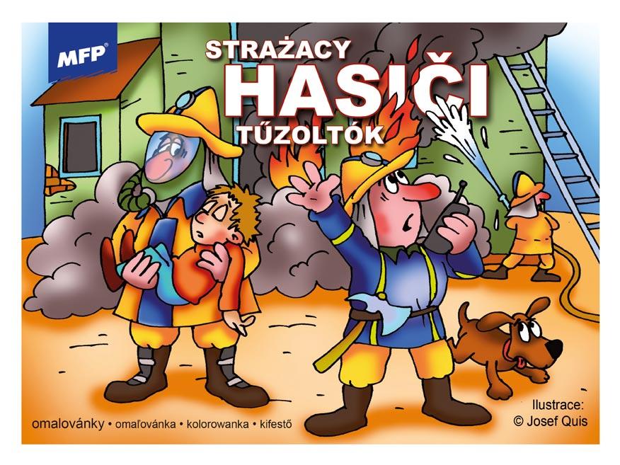 Omalovánky MFP Hasiči