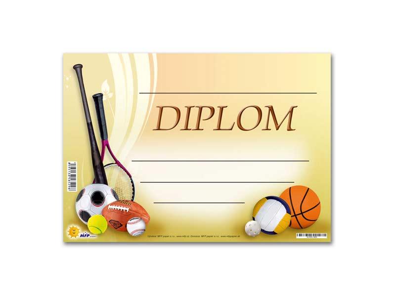 Dětský diplom A5 MFP DIP05-005