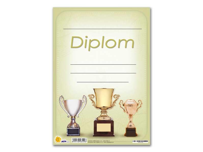 Dětský diplom A5 MFP DIP05-007