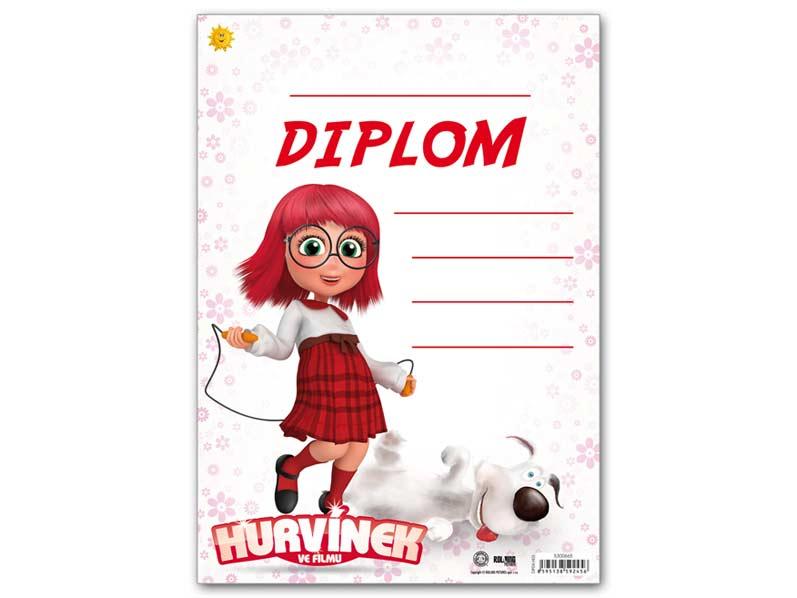 Dětský diplom A4 MFP DIP04-H03