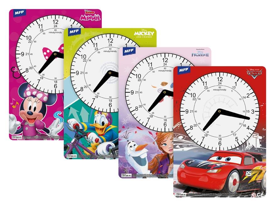 MFP dětské hodiny Disney mix