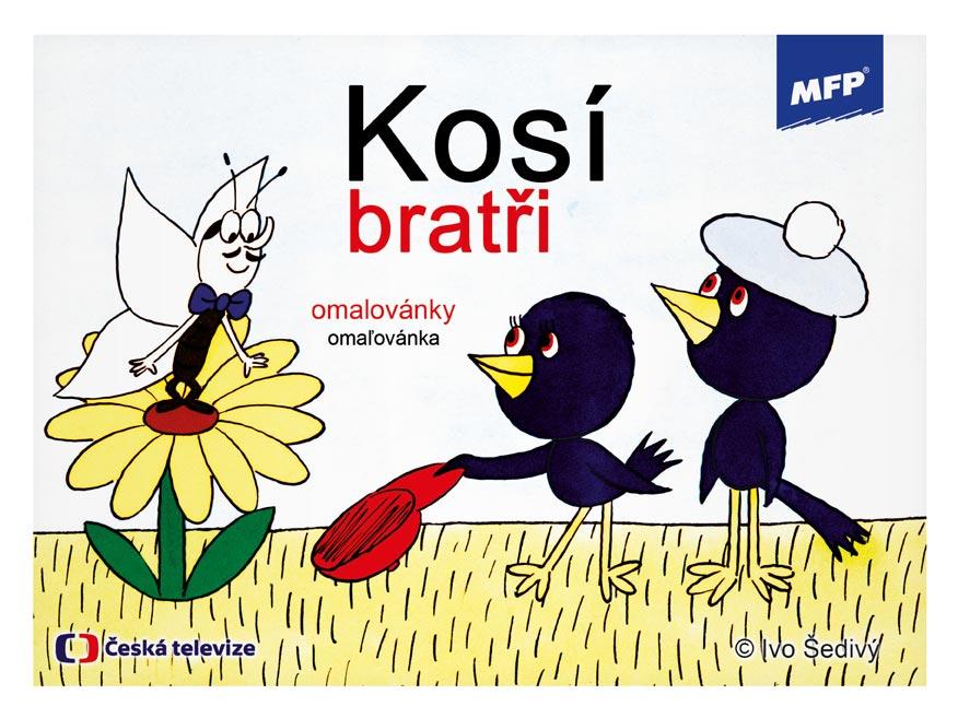 Omalovánky MFP Kosí bratři