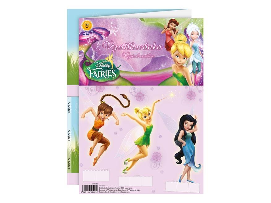 Vystřihovánky MFP Disney (Fairies)