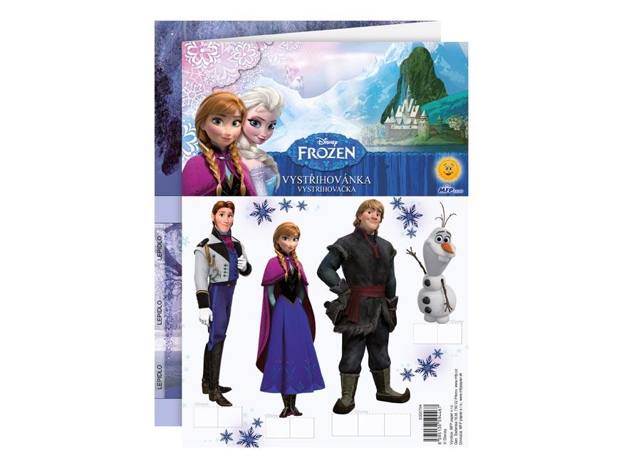 MFP vystřihovánky Disney (Frozen)