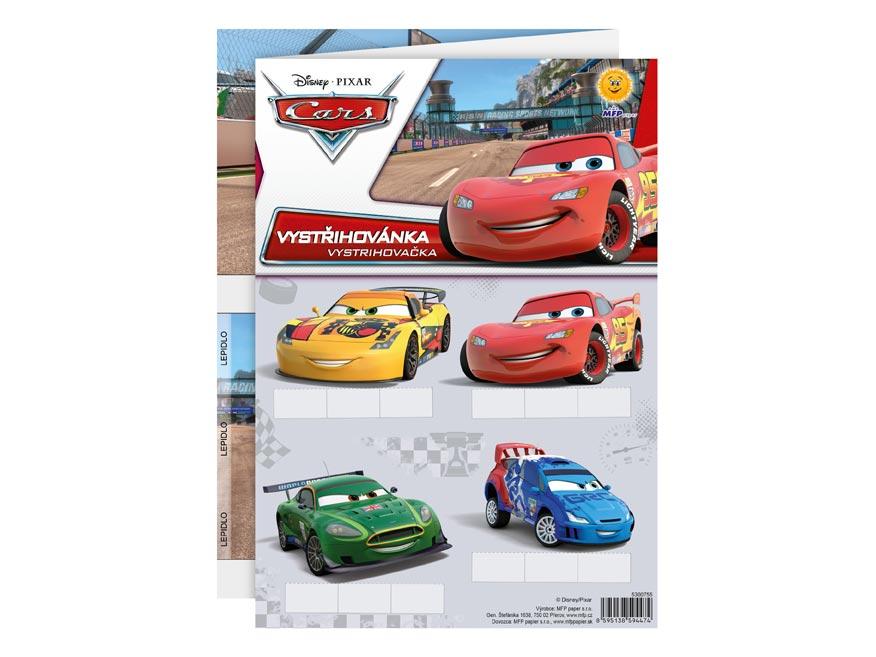Vystřihovánky MFP Disney (Cars)