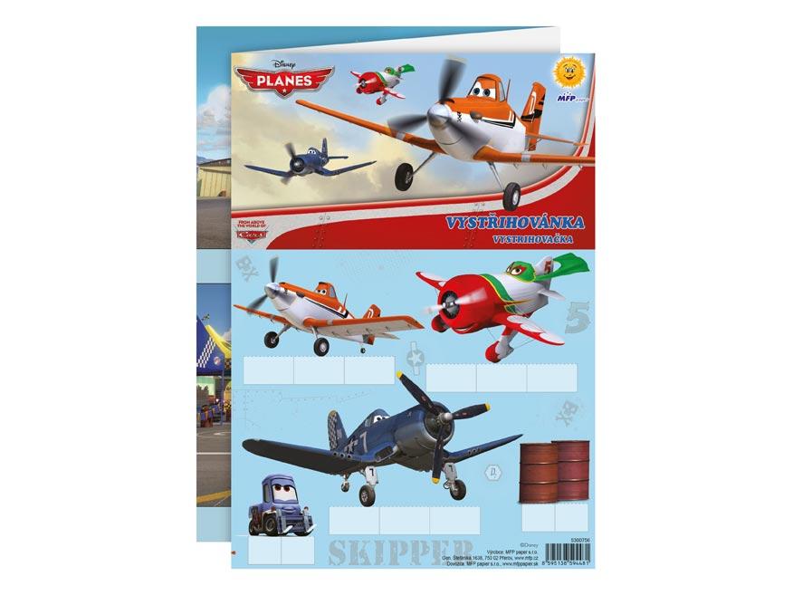 Vystřihovánky MFP Disney (Planes)