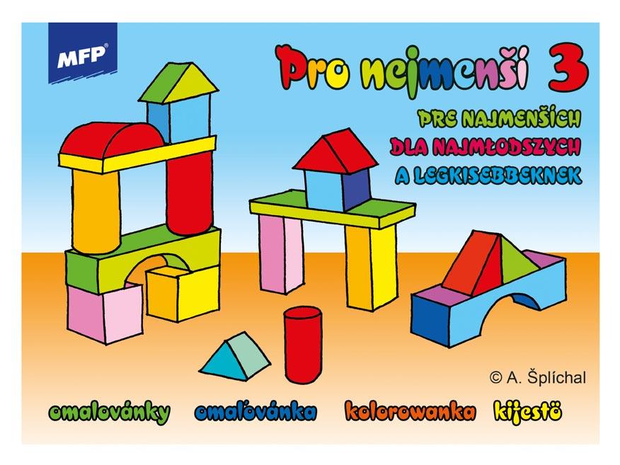 MFP 5300806 omalovánky Pro nejmenší 3