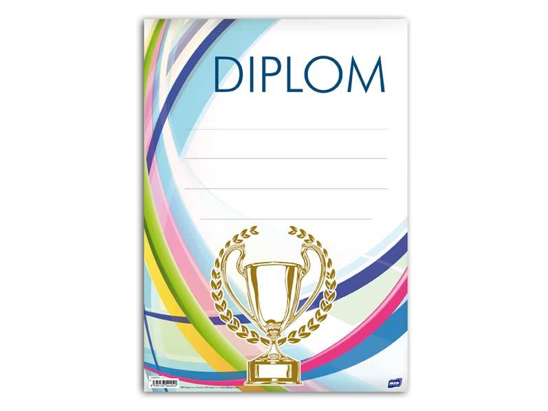 Dětský diplom A4 MFP DIP04-012