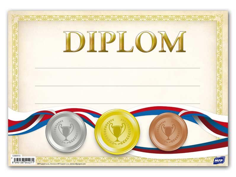 Dětský diplom A5 MFP DIP05-008