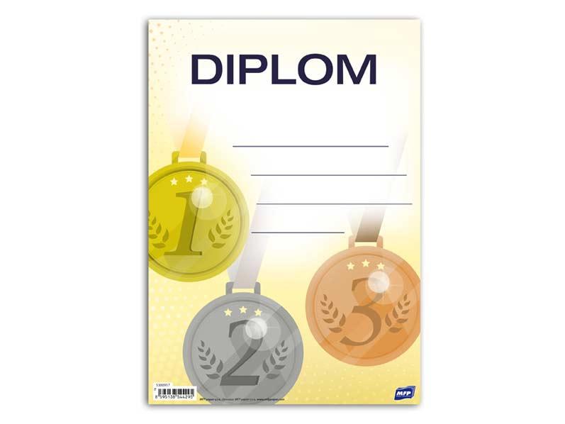 Dětský diplom A5 MFP DIP05-010