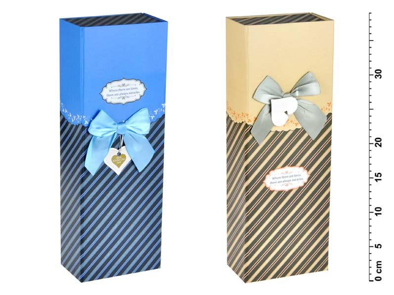 Krabička dárková 874216 skládací 39x14x8cm