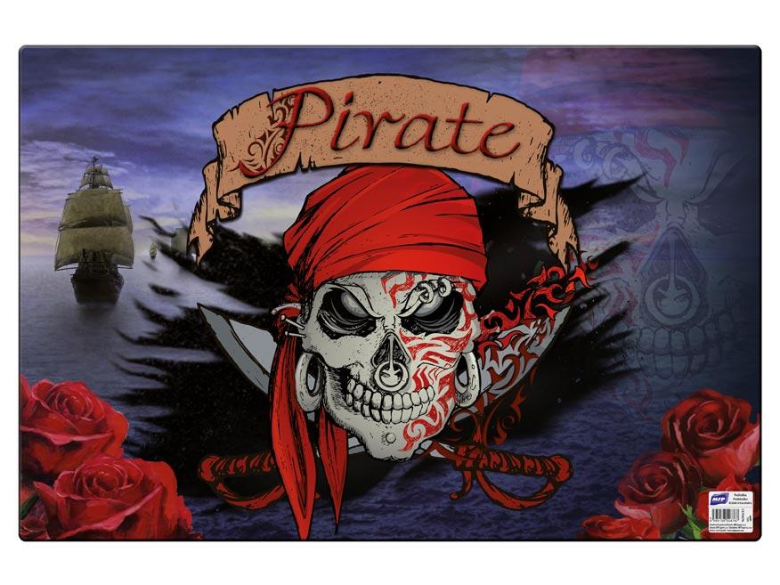 Podložka na stůl MFP 60 x 40cm Piráti