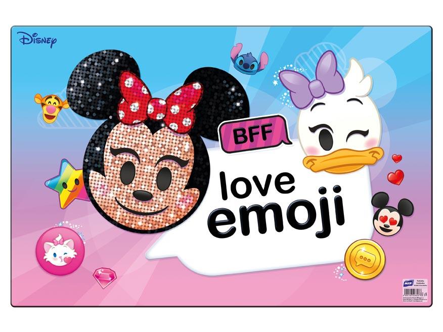 Podložka na stůl MFP 60 x 40cm Disney (Emoji)