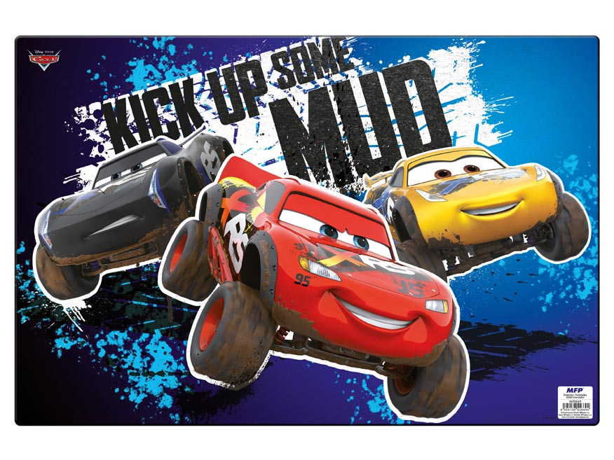 Podložka na stůl MFP 60 x 40cm Disney (Cars)
