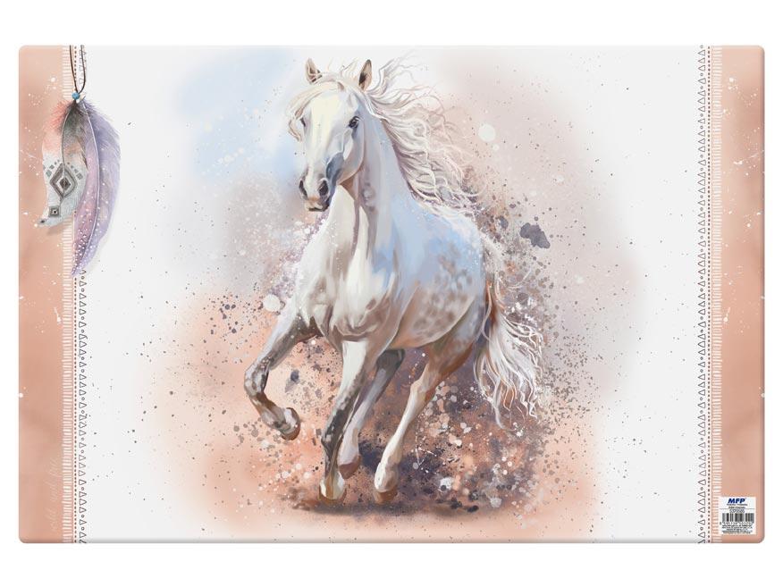 Podložka na stůl MFP 60 x 40cm Kůň