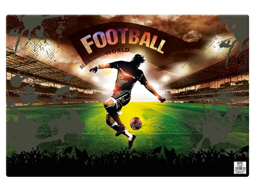 Podložka na stůl MFP 60 x 40cm Fotbal