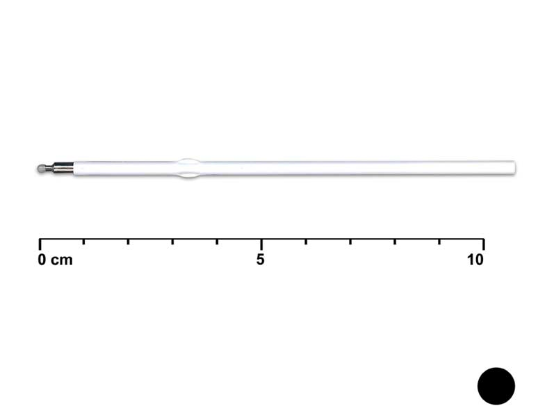 Levně MFP 5400171 Náplň 10,7/3,5cm tip 0,5 černá FINESTY NEEDLE