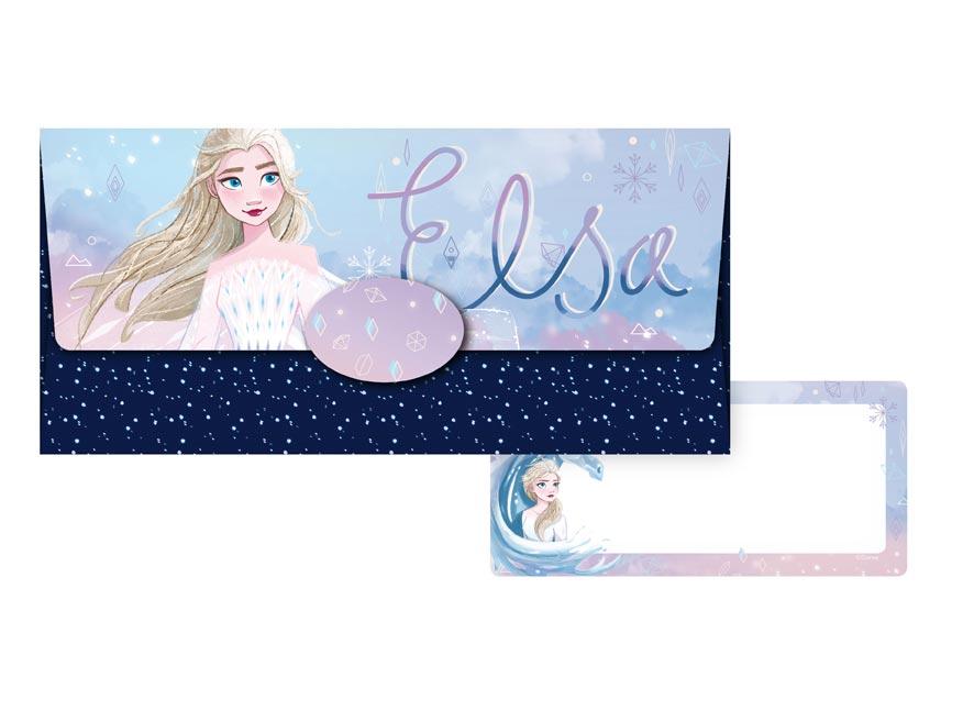 Obálka na peníze Disney 55-068 (Frozen)