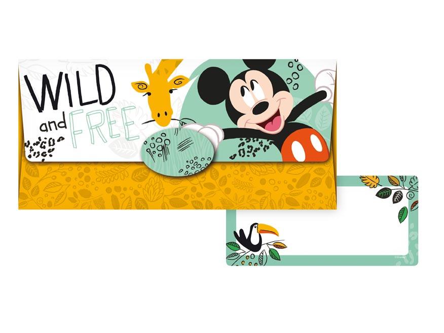 Obálka na peníze Disney 55-069 (Mickey)