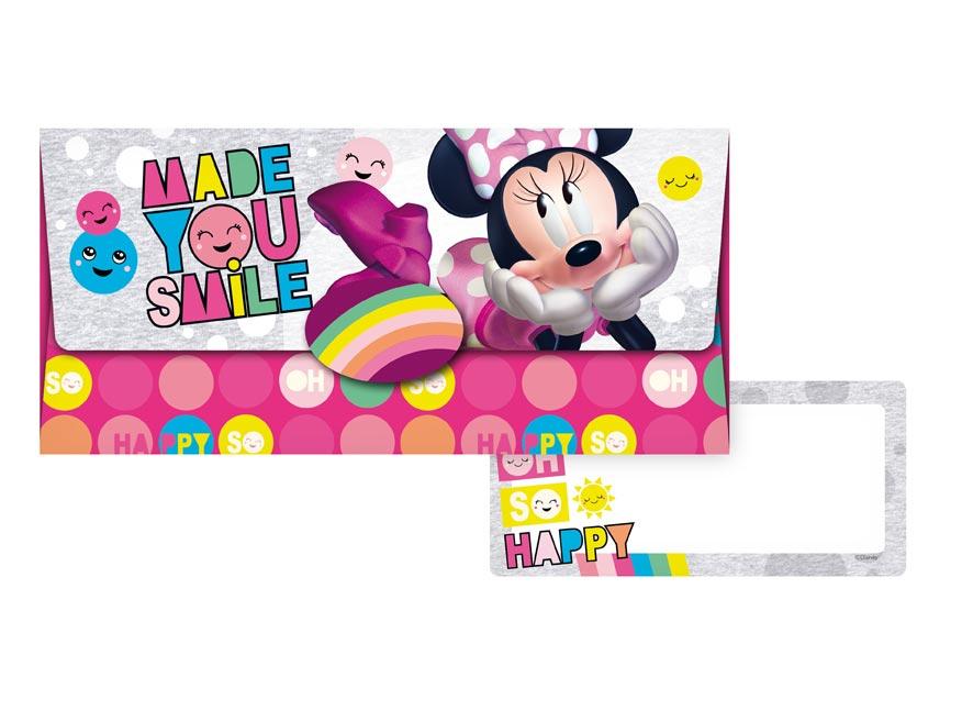 Obálka na peníze Disney 55-070 (Minnie)