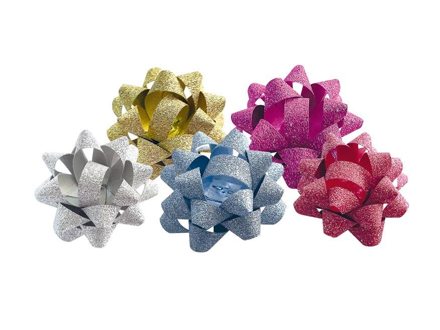MFP rozetka glitter 1,5/7 cm
