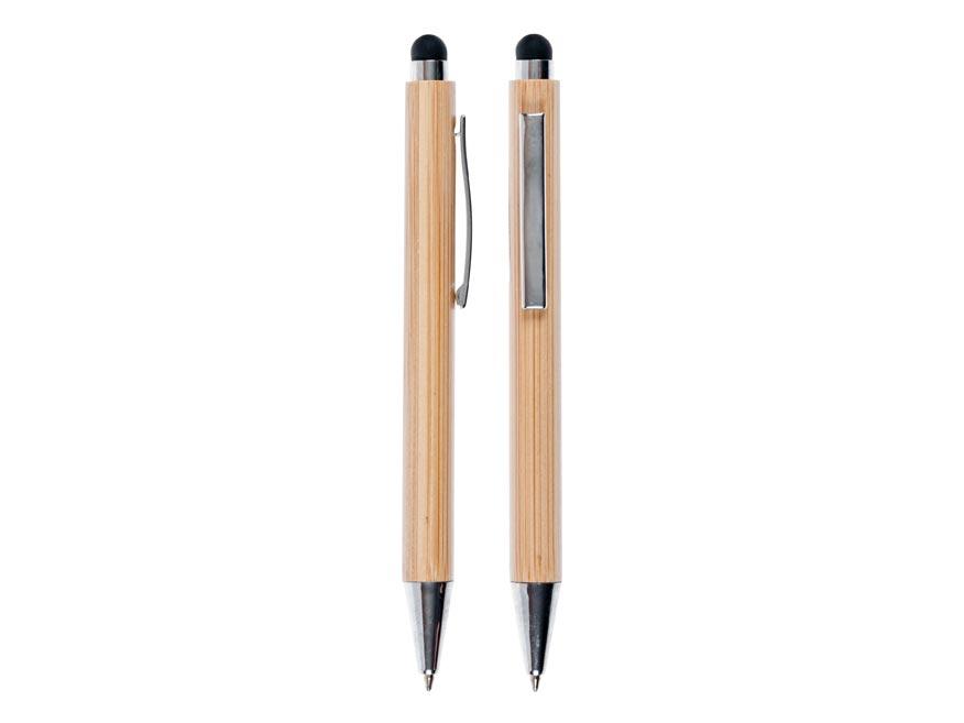 MFP 6001168 kuličkové pero touch pen SP061603 bamboo
