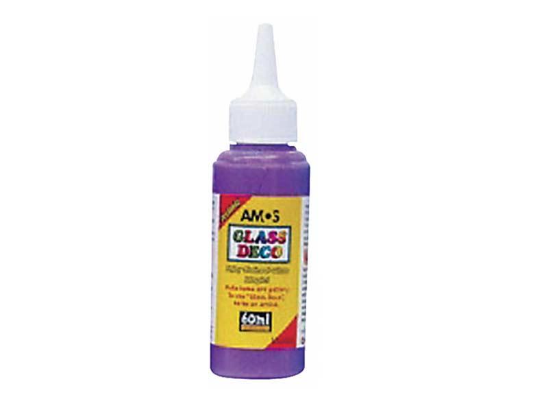 Barvy na sklo 60/1503 fialová 7