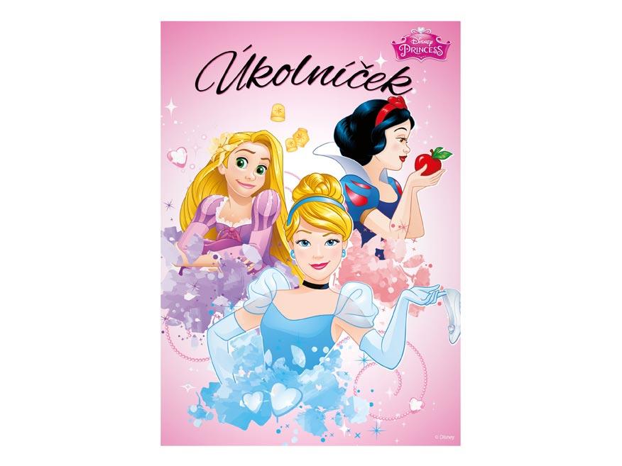Úkolníček MFP A6 Disney (Princess)