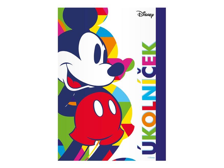 Úkolníček MFP A6 Disney (Mickey)