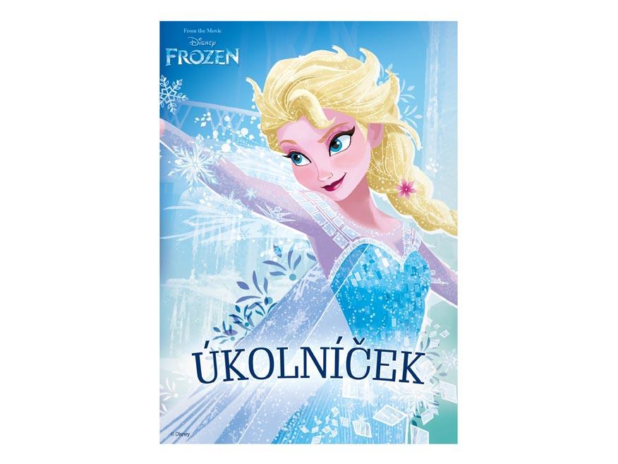Úkolníček MFP A5 Disney (Frozen)