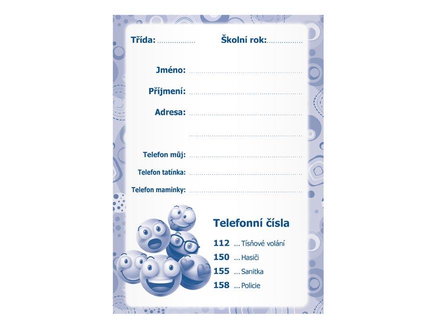 telefonní číslo úkolu