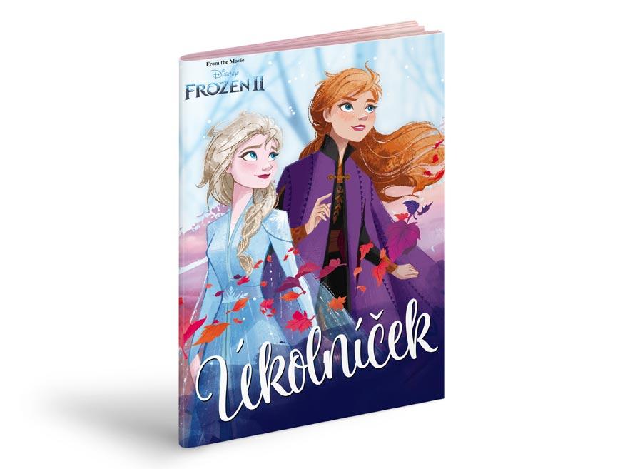 Úkolníček MFP A6 Disney (Frozen)